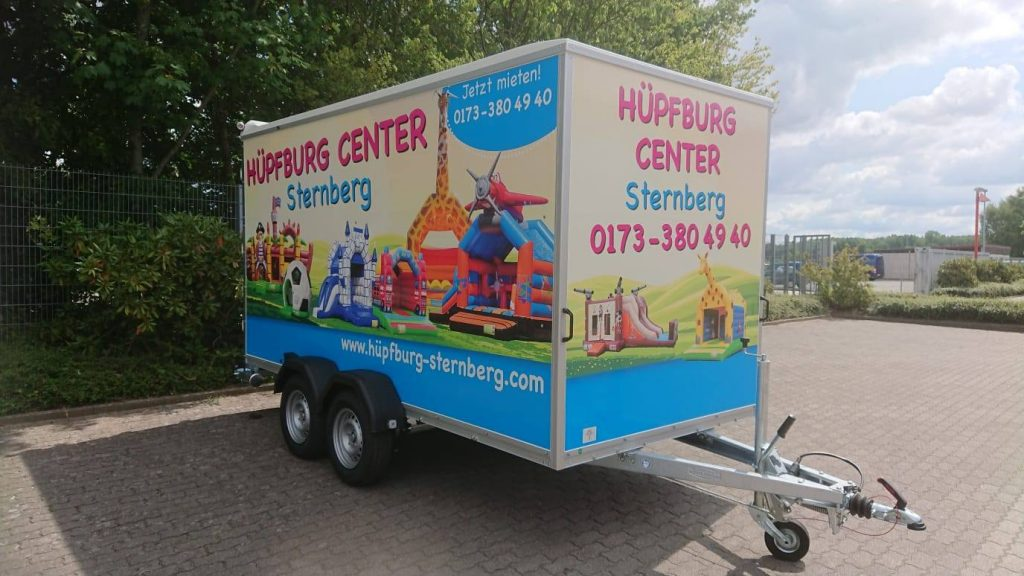 Hüpfburgcenter-Sternberg.de