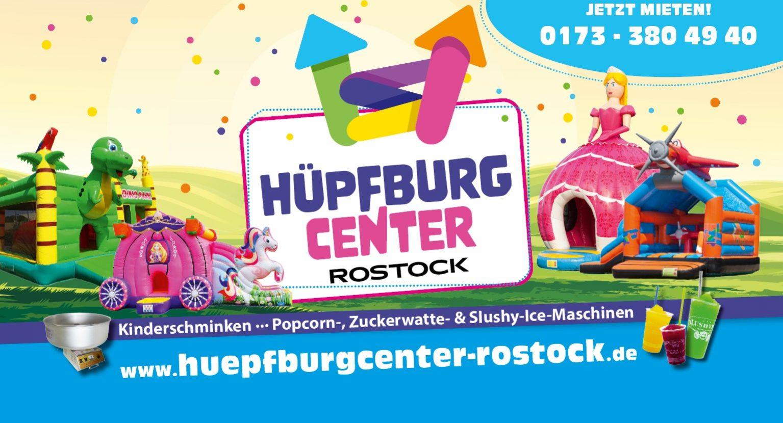 Huepfburg Center Rostock